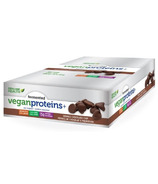 Genuine Health Fermented Vegan Proteins+ Bar Case Double Chocolate