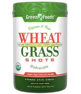 Green Foods Wheat Grass Shots