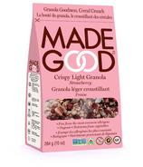 MadeGood Light Granola Strawberry