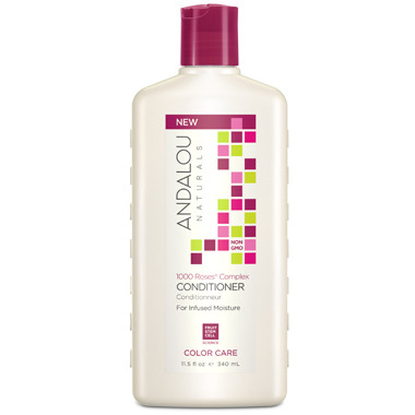 ANDALOU naturals 1000 Roses Complex Color Care Conditioner