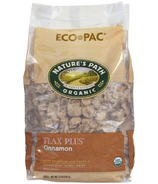 Nature's Path Organic Flax Flakes Plus Cinnamon