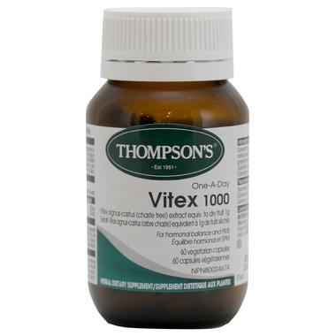 Thompson\'s One-a-Day Vitex 1000