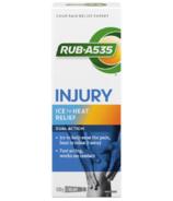 Rub A535 Ice to Heat Cream