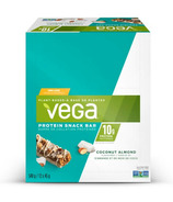 Vega Protein Snack Bar Pack Coconut Almond