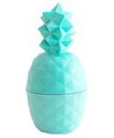 Rebels Refinery Rebel Rose Geometric Pineapple Lip Balm Teal
