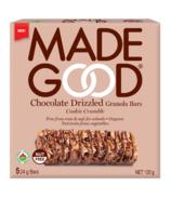 MadeGood Drizzled Bar Cookie Crumble