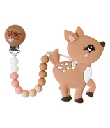Glitter & Spice Deer Teether