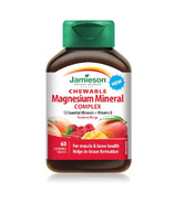 Jamieson Magnesium Mineral Complex Chewable