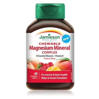 Jamieson Magnesium Mineral Complex Chewable