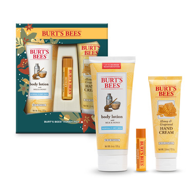 Burt\'s Bees Honey Pot Gift Set