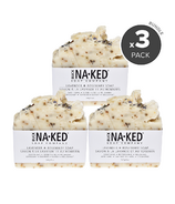 Buck Naked Soap Company Lavender & Rosemary Soap Bundle