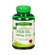 Nature's Truth Fish Oil 1200 mg and Omega-3 360 mg