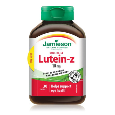 Jamieson Lutein Z with Antioxidants