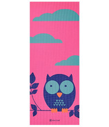 Gaiam Kids Printed Yoga Mat Owl
