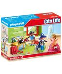 Playmobil Preschool Children with Costumes