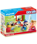 Playmobil Preschool Children with Costumes
