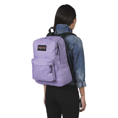 01abb322a Buy JanSport Black Label Superbreak Backpack Purple Dawn from Canada ...