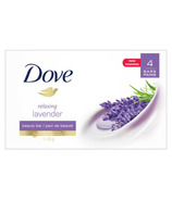 Dove Bar Relaxing Lavender