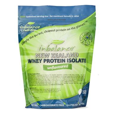 inbalance New Zealand Whey Protein Isolate