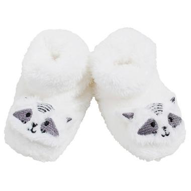 Snugabye Raccoon Critter Slippers