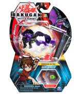 Bakugan Ultra Garganoid Collectible Action Figure and Trading Card