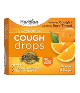 Herbion Cough Lozenges Orange