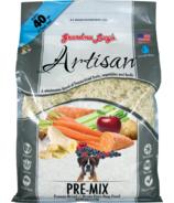Grandma Lucy's Artisan Pre-Mix Recipe Freeze-Dried Grain-Free Dog Food
