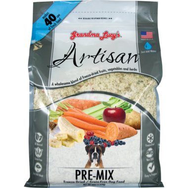 Grandma Lucy\'s Artisan Pre-Mix Recipe Freeze-Dried Grain-Free Dog Food