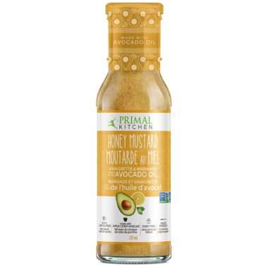 Primal Kitchen Honey Mustard Vinaigrette & Marinade