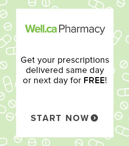 Well.ca Pharmacy - Get your prescriptions delivered.