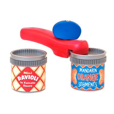 Melissa & Doug Let\'s Play House! Can Opener & Cans