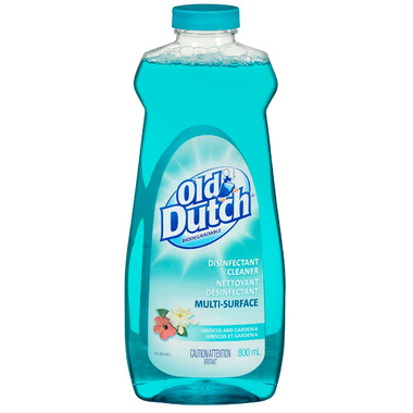 Old Dutch Multi-Surface Disinfectant Cleaner in Hibiscus and Gardenia