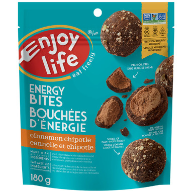 Enjoy Life Energy Bites Cinnamon Chipotle