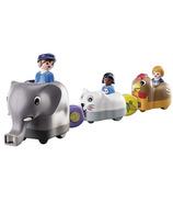 Playmobil 1.2.3 Animal Train