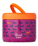 S'nack x S'well Food Container Top Dog