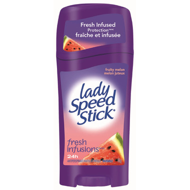 Lady Speed Stick Fresh Infusions Fruity Melon Antiperspirant