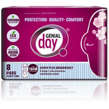 Genial Day Heavy Flow Pads
