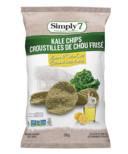 Simply7 Kale Chips Lemon & Olive Oil