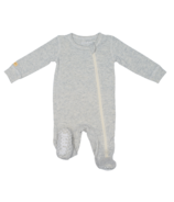 Juddlies Breathe-Eze Sleeper Pale Grey Fleck
