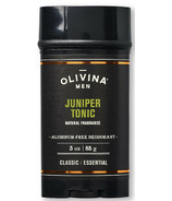 Olivina Men Juniper Tonic Deodorant