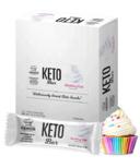 Genius Gourmet Keto Bar Birthday Cake