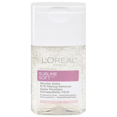 L\'Oreal Sublime Soft Micellar Gele Eye Makeup Remover