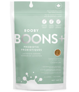 Stork and Dove BOONS Biscuits croustillants probiotiques pour la lactation au caramel salé