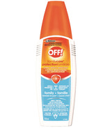 OFF! Family Care Mosquito Insect Repellent Pump Spray Summer Splash
