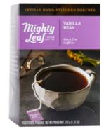 Thé à la gousse de vanille biologique Mighty Leaf
