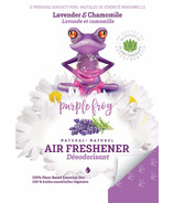 Purple Frog Lavender & Chamomile Natural Air Freshening Pods