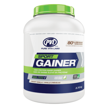 PVL All Natural Sport Gainer