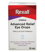 Rexall Eye Drops Advanced Relief