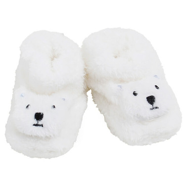 Snugabye Bear Critter Slippers