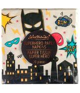 Great Pretenders Napkin Squares Superhero
